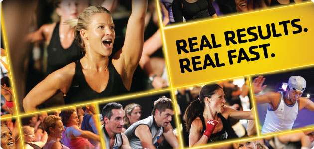 LES MILLS™ Group Exercise at the YMCA