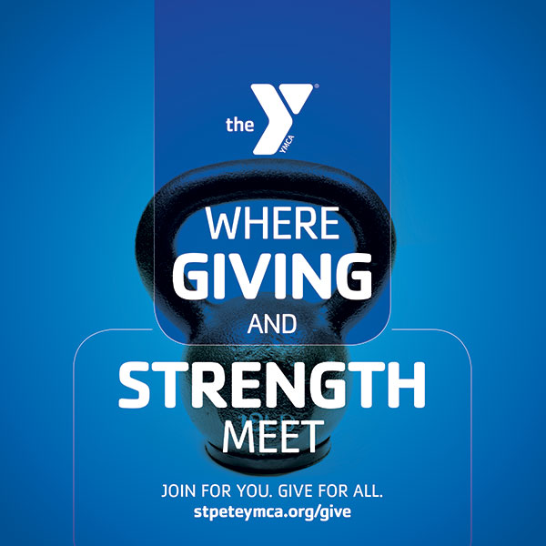 Where GIVING and STRENGTH meet