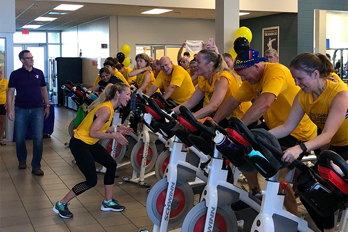 YMCA Spin-A-Rama