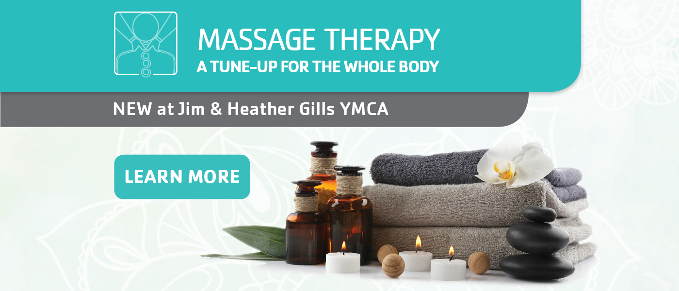 Massage - New at Gills